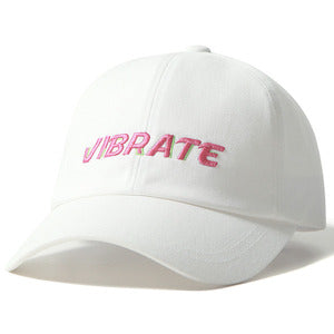 SHADOW BALL CAP (WHITE)