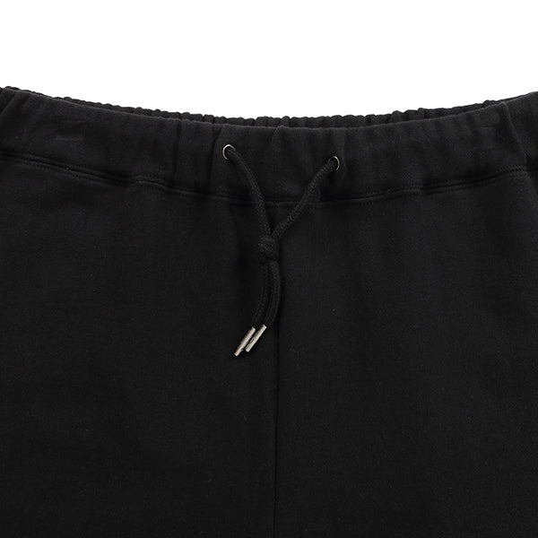 SIDE LINE LOGO SHORT PANTS (BLACK)