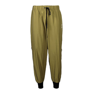SIDE ZIP JOGGER PANTS (OLIVE)