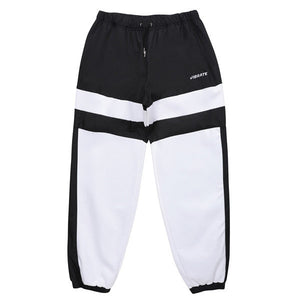 LINE COLOR SCHEME JOGGER PANTS (BLACK)