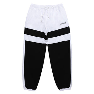 LINE COLOR SCHEME JOGGER PANTS (WHITE)
