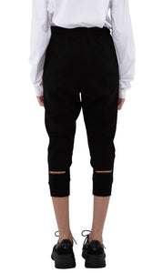 FLAME STITCH WOMEN'S PANTS