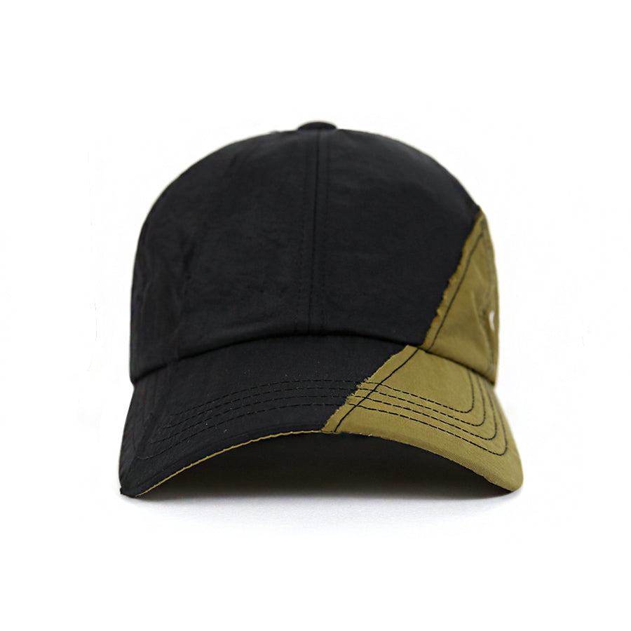 PIECE BALL CAP (BLACK)