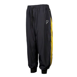 SIDE ZIP JOGGER PANTS (BLACK)