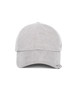 TWIN RING BALL CAP (GRAY)