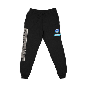 EPIDEMIC Black Joggers + Digital Download