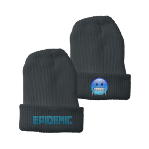 EPIDEMIC Charcoal Beanie + Digital Download
