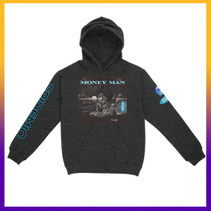 EPIDEMIC Charcoal Hoodie + Digital Download