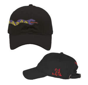 Snake Black Hat + Digital Download