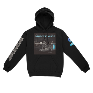 EPIDEMIC Black Hoodie + Digital Download