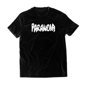 Paranoia Tee + Paranoia Digital Download