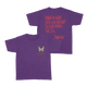 XXIV Purple Shirt + Digital Download