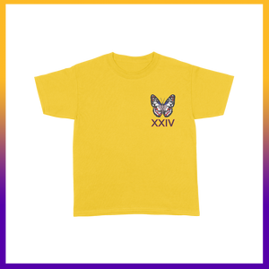 XXIV Yellow Shirt + Digital Download