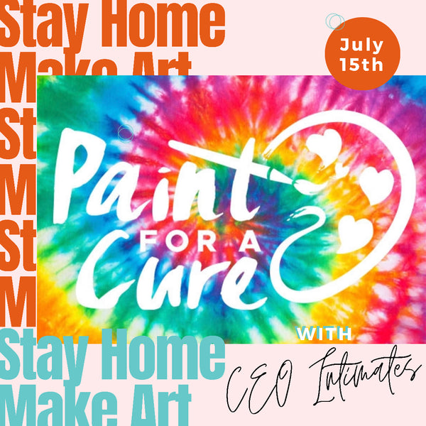 Tie Dye for a Cure - July 15th, 2020