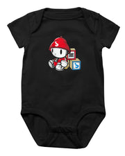 Blocks Onesie