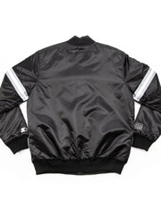 JABBAWOCKEEZ X STARTER BLACK LABEL SATIN JACKET