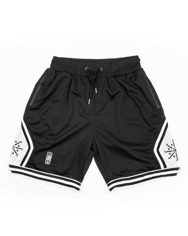 Basketball Shorts - Old English