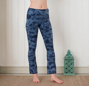 Half Moon pants Dark blue