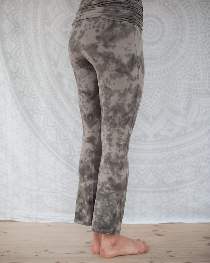 Half Moon pants dark grey