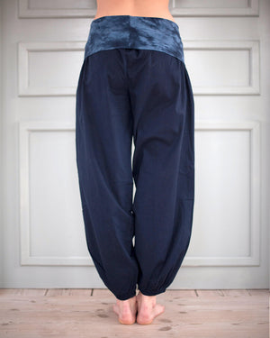 Bubble pants Dark blue