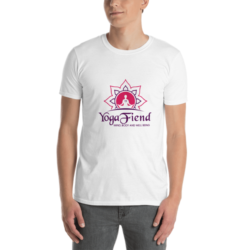 Short-Sleeve Unisex T-Shirt-YOGA FIEND