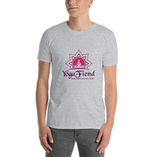 Load image into Gallery viewer, Short-Sleeve Unisex T-Shirt-YOGA FIEND