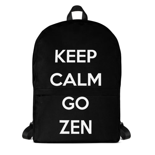 Backpack-Go Zen
