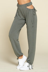 Bare Hip Joggers