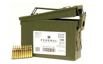 Ammunition-Federal Stripper Clips, 556NATO, 62 Grain, Full Metal Jacket FMJ | 420RDS-Cobratac SKU 029465563189