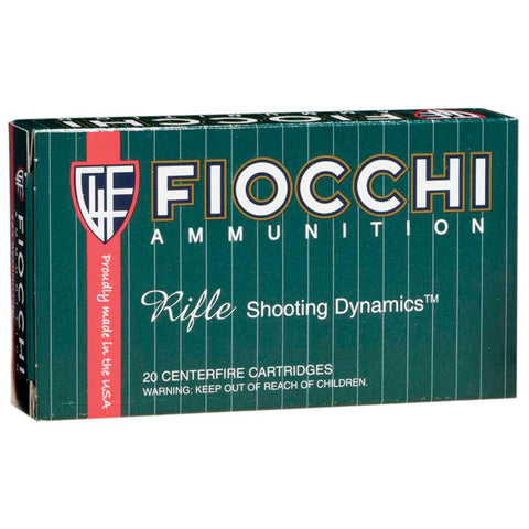 Ammunition-Fiocchi 22-250rem 55 Grain Weight Vmax 20-200-Cobratac SKU 762344707426