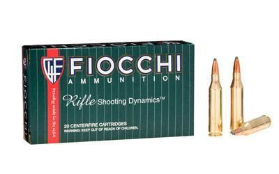 Ammunition-Fiocchi 223rem 55 Grain Weight Psp 20-200-Cobratac SKU 762344705118