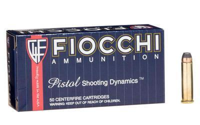 Ammunition-Fiocchi 357mag 158 Grain Weight Cmjfp 50-1000-Cobratac SKU 762344710969