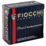 Ammunition-Fiocchi 40sw 155 Grain Weight Xtp 25-500-Cobratac SKU 762344710549