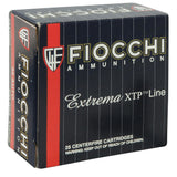 Ammunition-Fiocchi 45acp 230 Grain Weight Xtp 25-500-Cobratac SKU 762344710563
