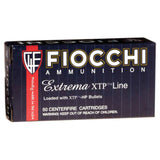 Ammunition-Fiocchi 9mm 124 Grain Weight Xtp 25-500-Cobratac SKU 762344710501