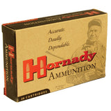 Ammunition-Hrndy 338lapua 285 Grain Weight Bthp Mth 20-120-Cobratac SKU 090255823066