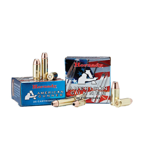 Ammunition-Hrndy Ag 38spl 125 Grain Weight Xtp 25-250-Cobratac SKU 090255903249