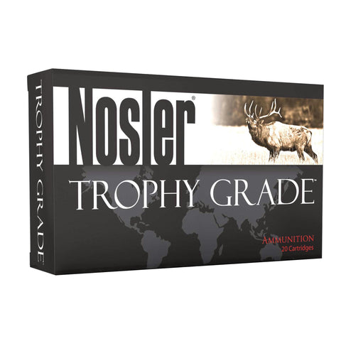 Ammunition-Nosler 30nos 210 Grain Weight Ablr 20-200-Cobratac SKU 054041601184