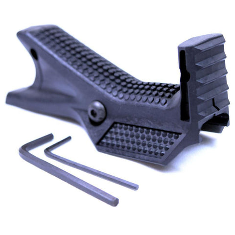 Angular Forward Grips-Cobra Angled Tactical Grip (ATG) , Similar to AFG-Cobratac SKU GT-ANGLEGRIP