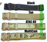 Belts and Holsters-CTS Stinger Molded Cordura Tactical Duty Belt-Cobratac SKU GB-M-038
