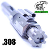 Bolt Carrier Groups-Cobratac Ultra Match .308 BCG LR-308 Bolt Carrier Group | EXO Nickle Boron-Cobratac SKU