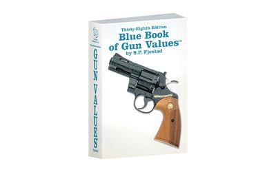 Books/Software-Blue Book 38th Edition Gun Values-Cobratac SKU 609068000382