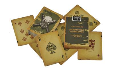 Books/Software-Kbar Playing Cards-Cobratac SKU 617717299148