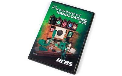 Books/Software-Rcbs Precisioneered Handloading Dvd-Cobratac SKU 076683999108