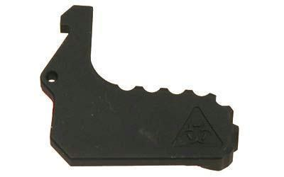 Charging Handle Parts-Black Rain Milled Tac Latch-Cobratac SKU 736211610195