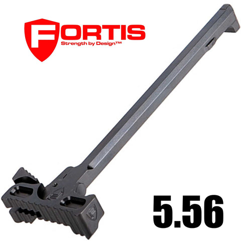 Charging Handles-Fortis Manufacturing, Inc. Hammer AR 5.56 Charging Handle, 5.56mm, Teflon-Cobratac SKU