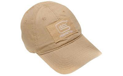 Clothing-Glock Oem Agency Khaki Hat-Cobratac SKU 764503912139