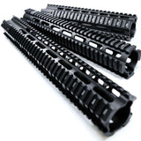 "Discontinued-COBRATAC Tactical Series | Slim Quad Rail, 15"" Free Float Hand-guard-Cobratac SKU HG-M1039-15"