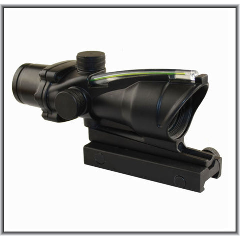 Dot Sight-1x30 Fiber Optic Green Dot System, Green ILL., Cantilever Mount-Cobratac SKU