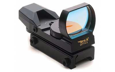 Dot Sight-Bsa Panoramic Rd-gd W- Mlt Ret-Cobratac SKU 631618111088